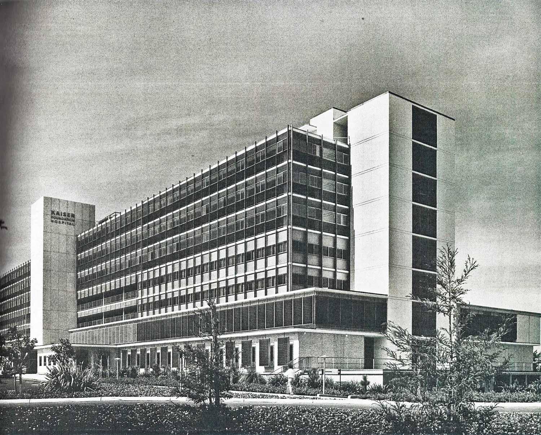 Kaiser Hospital exterior