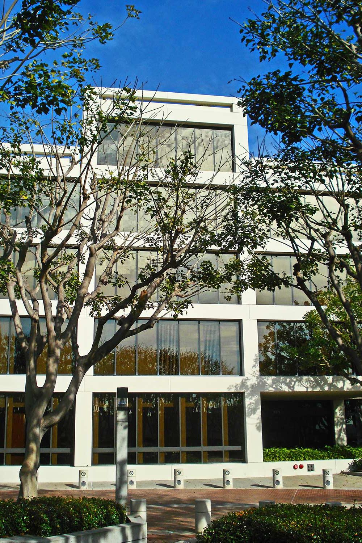 Exterior of La Jolla Gateway building