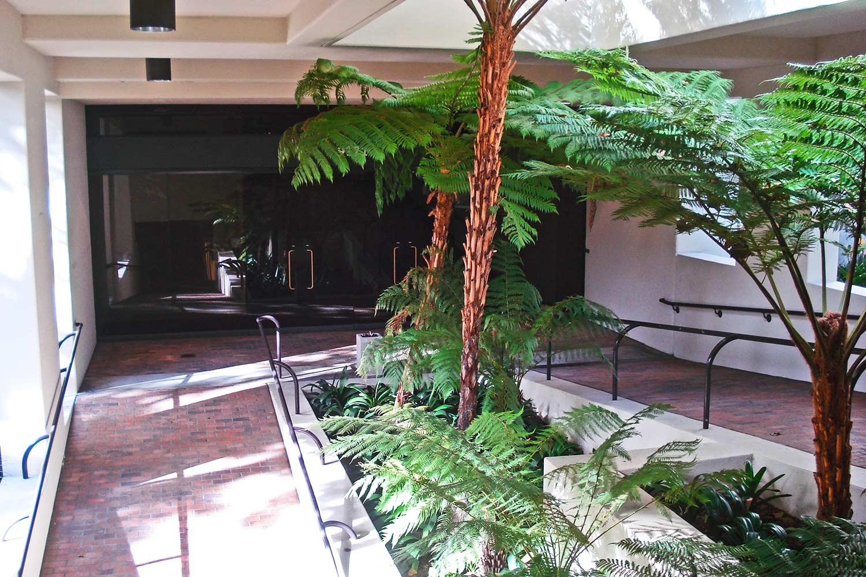 Entrance to La Jolla Gateway