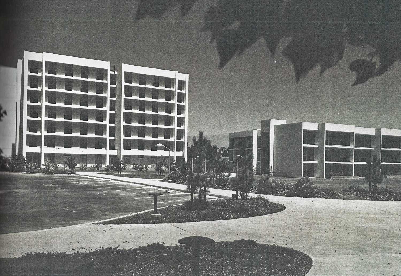 Residence Halls at University of California, Santa Barbara