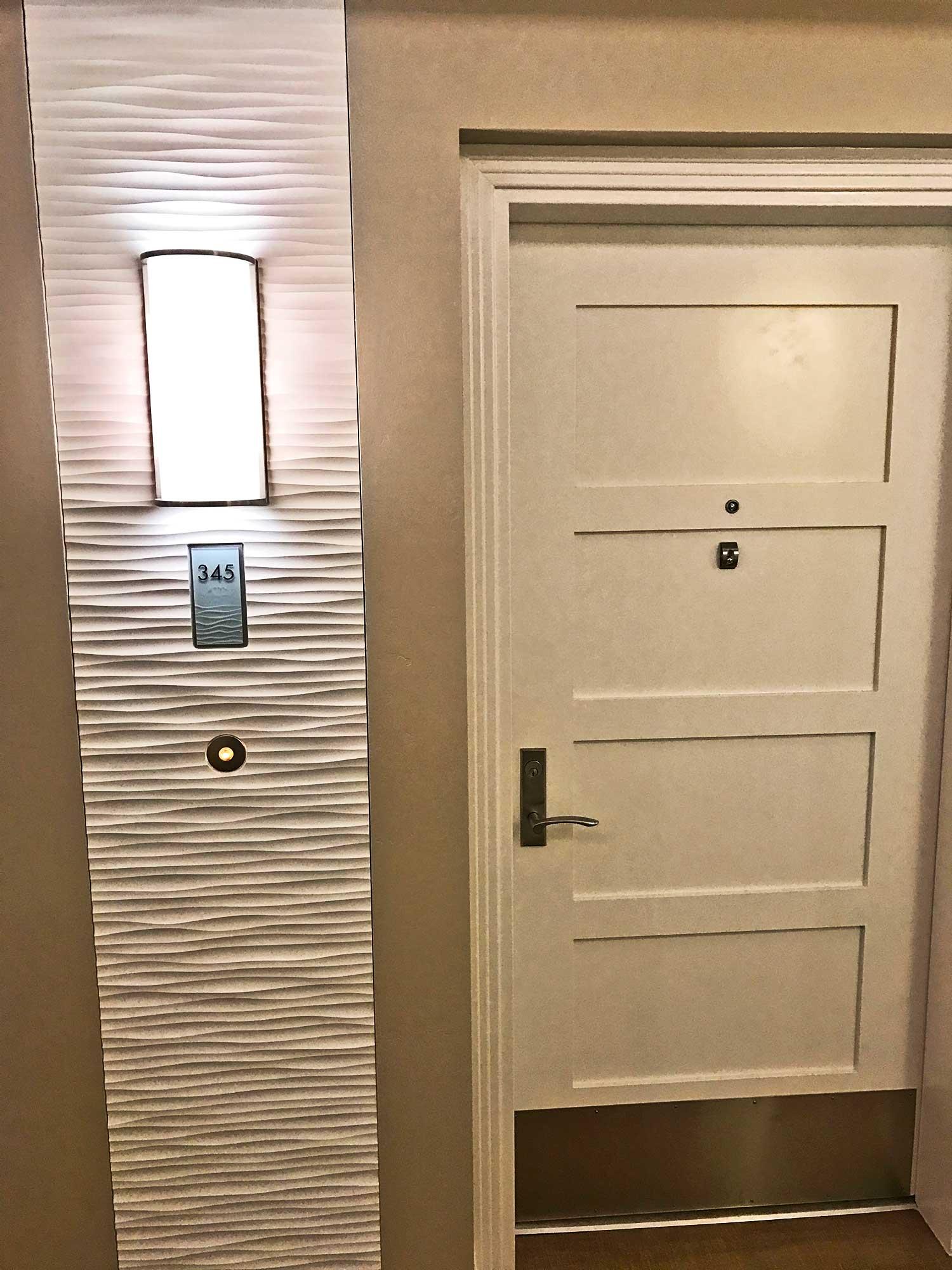 Door at White Sands