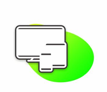 icône service création site web