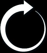 process créatif - flêche circulaire