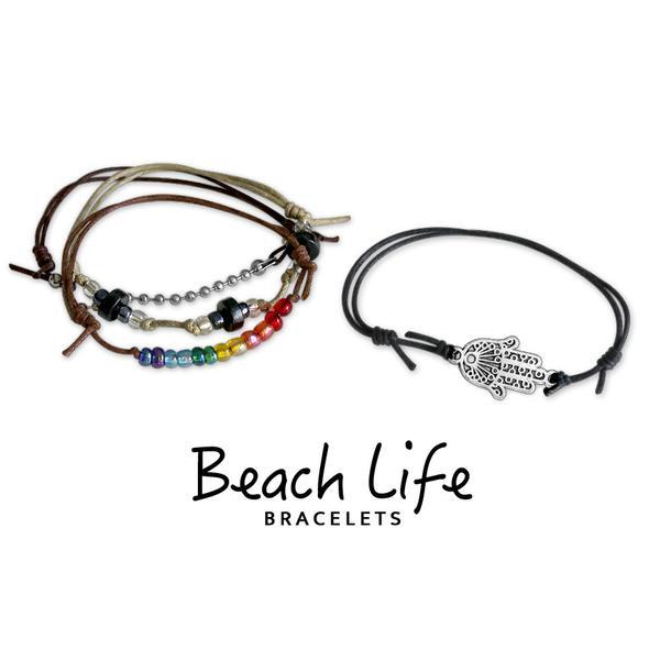 Chakra Bracelets - 4 Piece Set