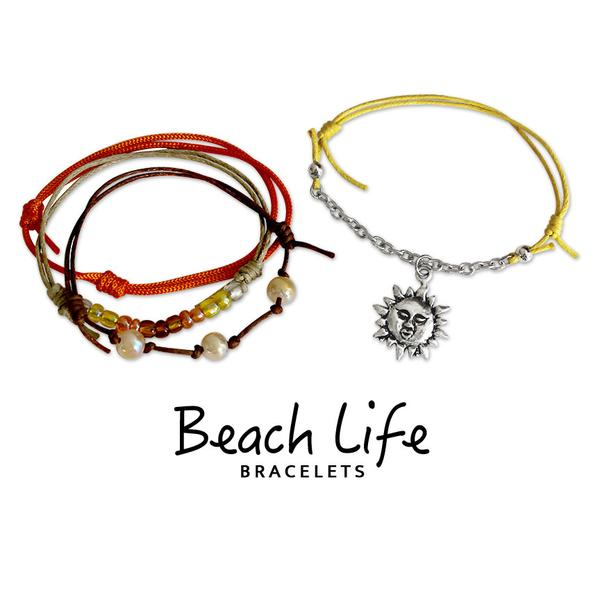 Sunshine Bracelets - 4 Piece Set
