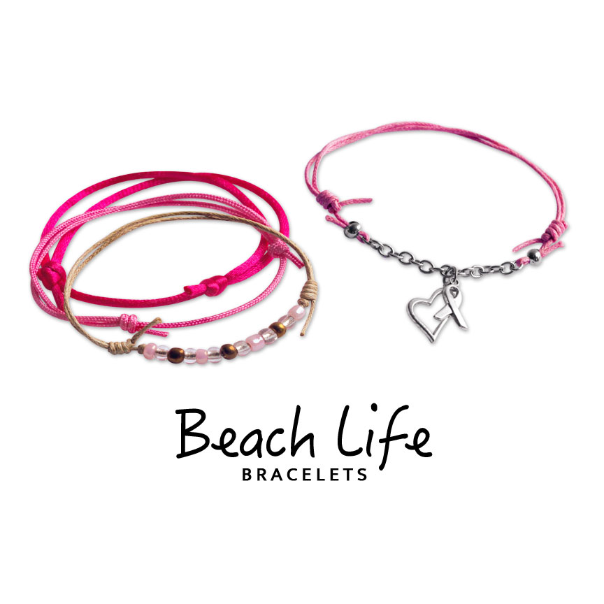 Awareness Bracelets - 4 Piece Set