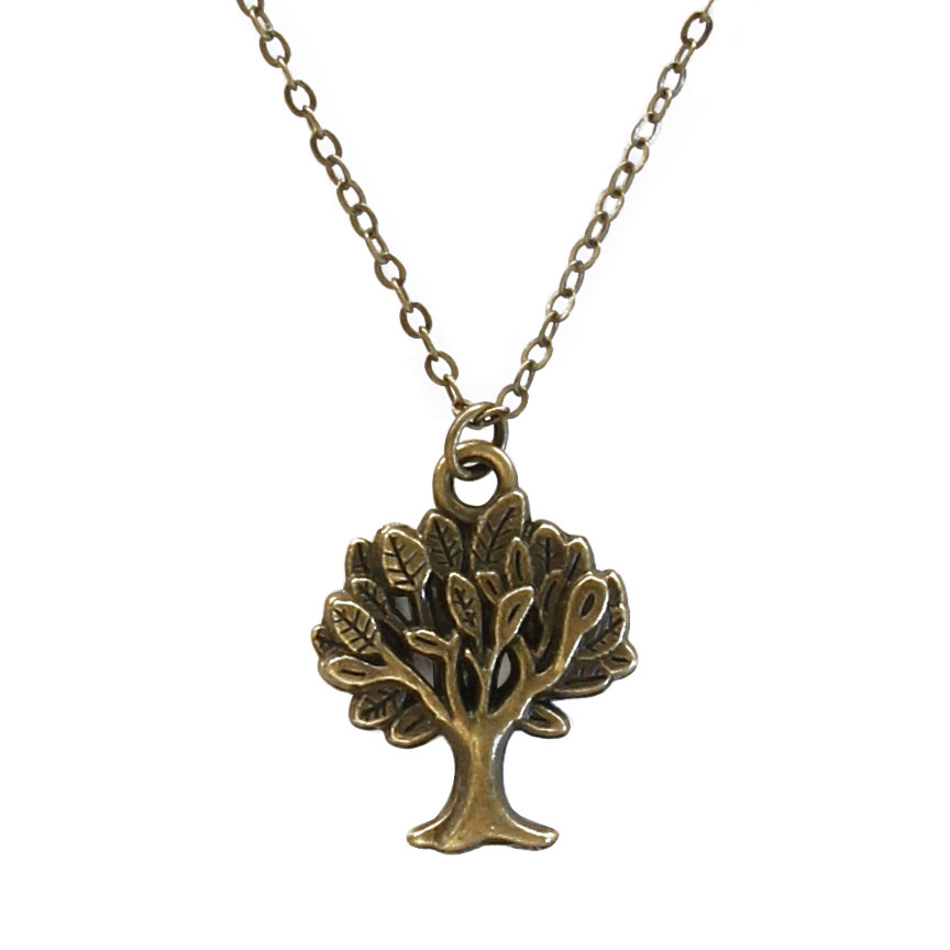 Grow together towards enlightenment! The golden tree of life charm necklace represents knowledge and harmony with all. Our Beach Life Charm Necklaces are the perfect summer accessory for those long afternoons on the beach with your friends! O Yeah!