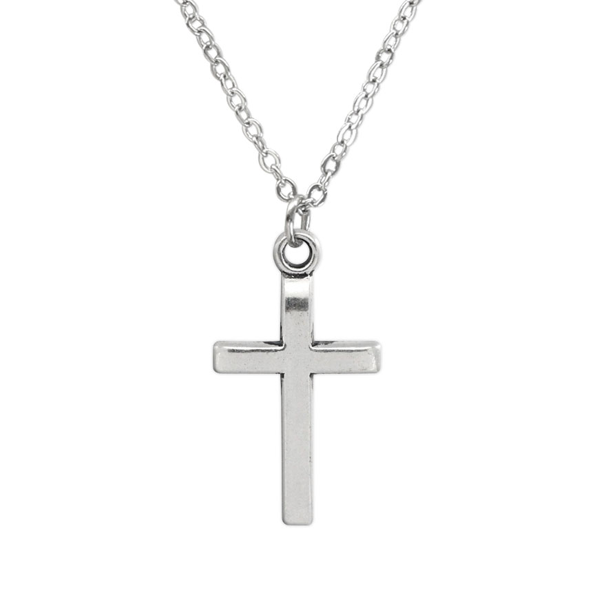 The Cross Charm Necklace carries a spirit of power, of love and of a sound mind. The symbolic cross is the foundation of faith. Beach Life Charm Necklaces are the perfect summer accessory for those long afternoons on the beach with your friends! O Yeah!