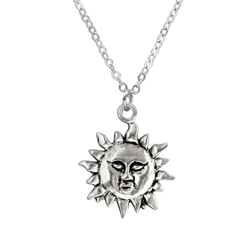 Bright days and golden rays - wear this silver charm necklace where the sun shines! Beach Life Charm Necklaces are the perfect summer accessory for those long afternoons on the beach with your friends!	O Yeah!