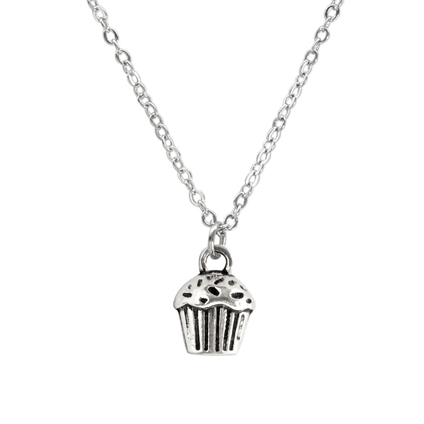 Hey Sugar! Treat yourself to something special - a cupcake charm necklace with sprinkles on top! Beach Life Charm Necklaces are the perfect summer accessory for those long afternoons on the beach with your friends! O Yeah!