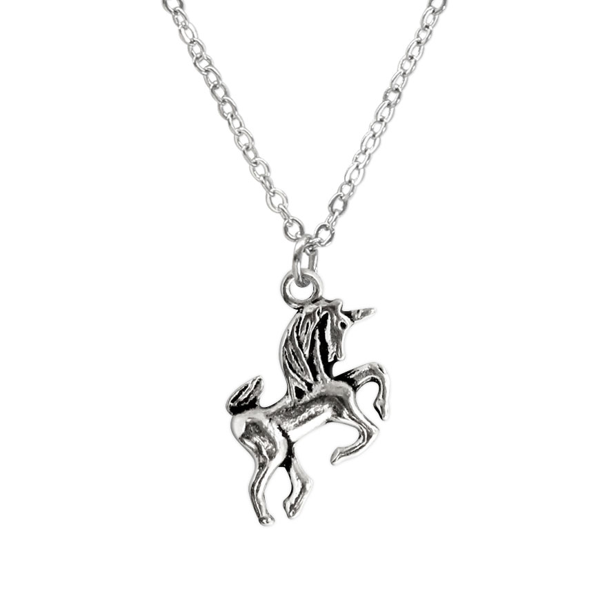 The mythical unicorn - wear the detailed Unicorn Charm Necklace if you are one, seek one, or adore the joy they bring. Beach Life Charm Necklaces are the perfect summer accessory for those long afternoons on the beach with your friends! O Yeah!
