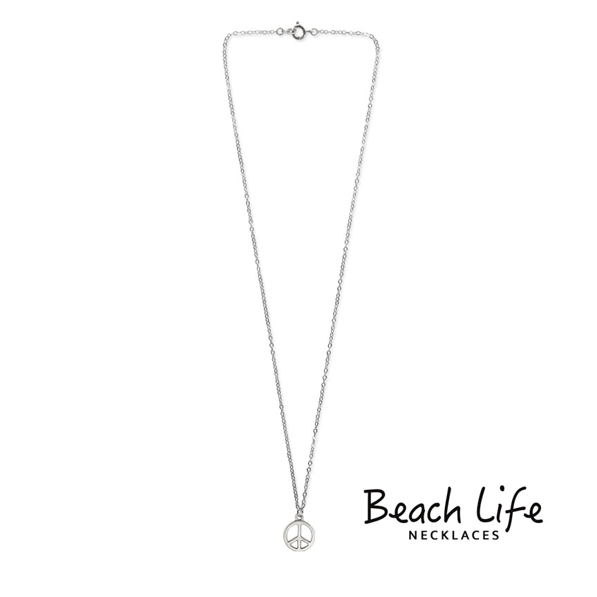 long chain image with beach life necklaces logo