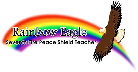 Rainbow Eagle - Native American Star Stories: The Past Reflects our Future 58c207db9ead937c39b5913a_rainbow_eagle_logo
