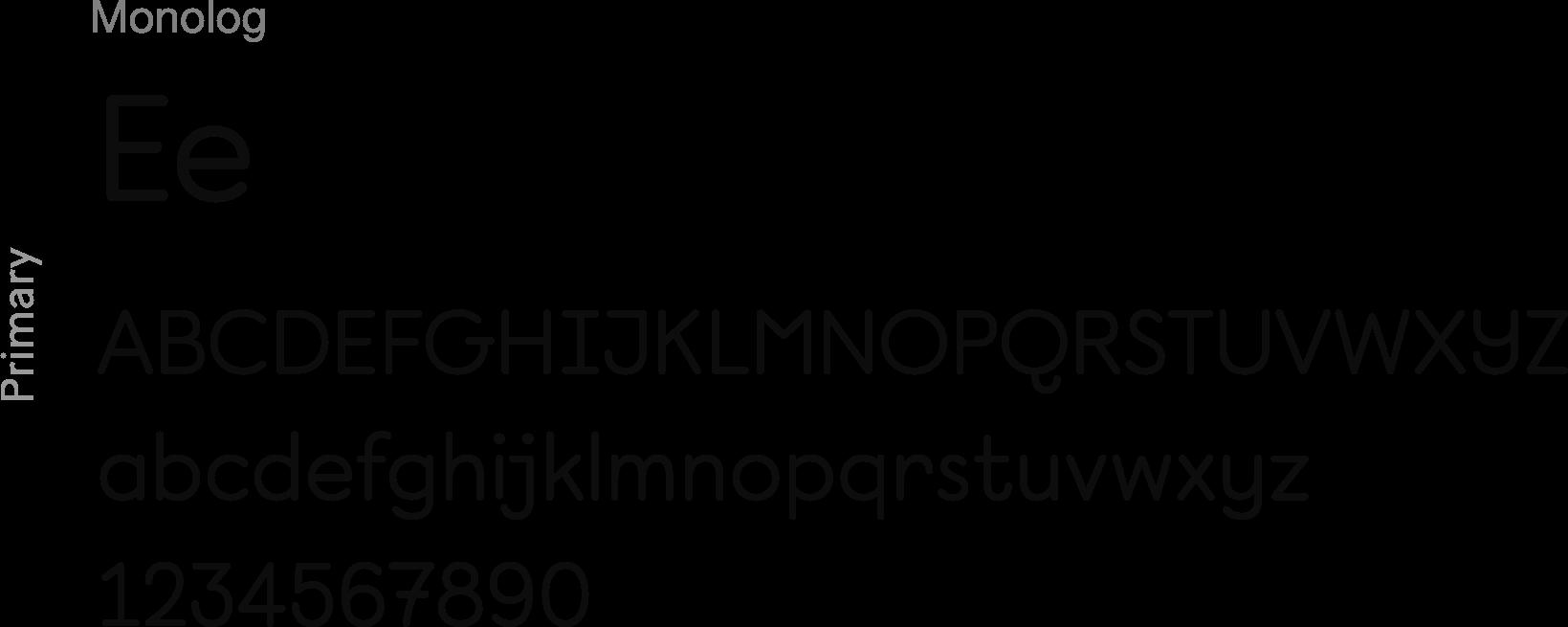 EcoQueens fonts