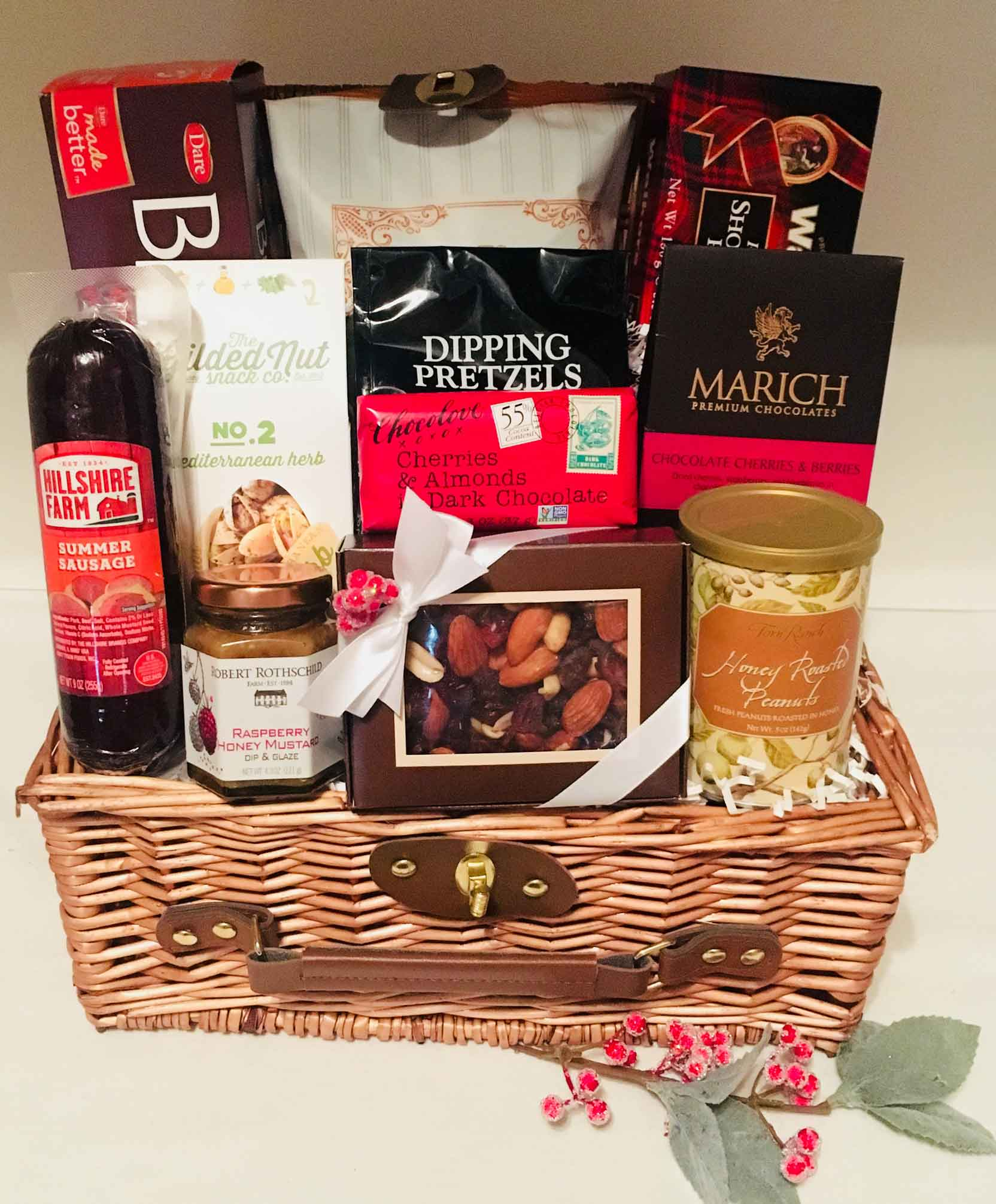Holiday Gift Baskets, Corporate Gift Baskets, Gourmet Gift Baskets, Unusual Gift Baskets,