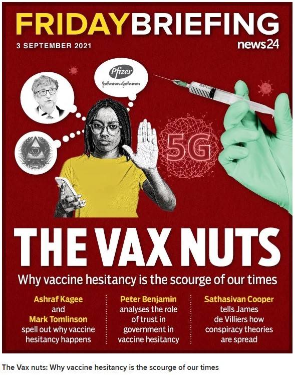 The Vax Nuts