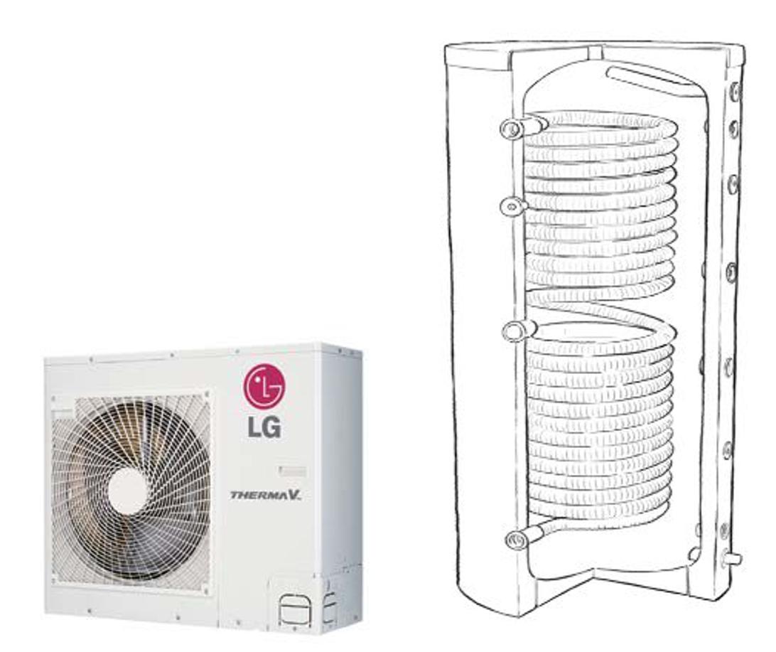 Diminuer la consommation totale du chauffe-eau en passant à la pompe à chaleur
