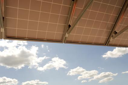 E-Brise-soleil photovoltaïque 3kw