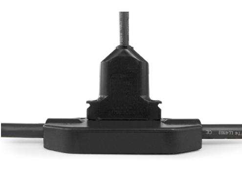 Prise pour chaque micro-onduleur Enphase M250 à visser