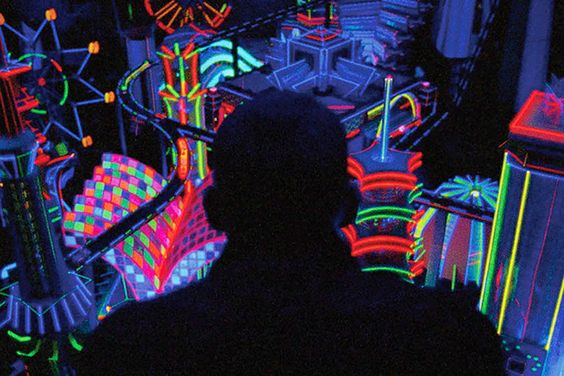 ENTER THE VOID' AND THE BLISSFUL TERROR OF THE DMT NARRATIVE