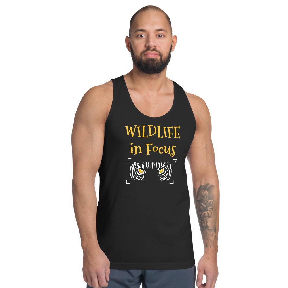 Wildlife in Focus - Classic tank top, unisex