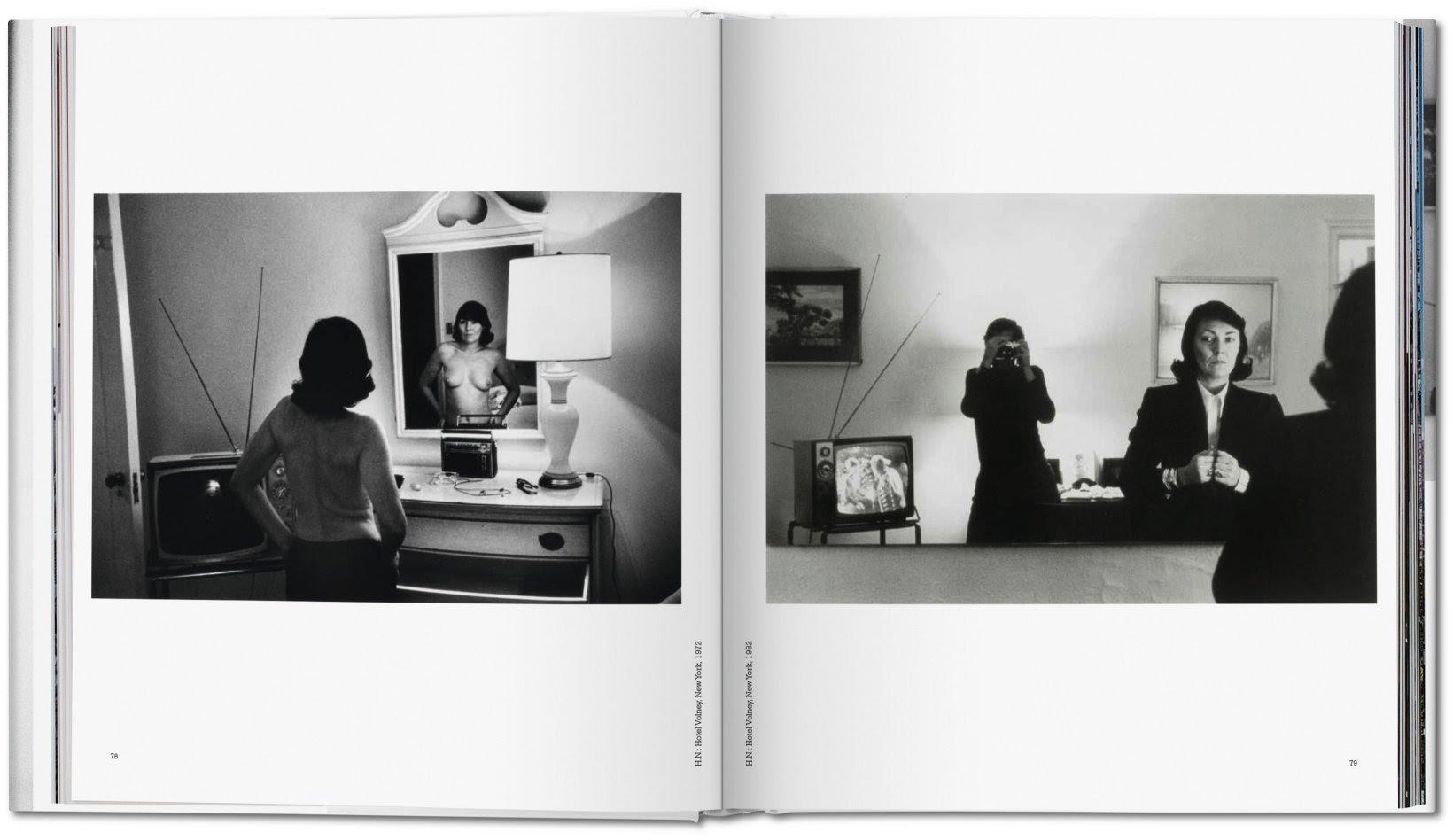 foto: Helmut Newton - June Newton uit boek Us and Them