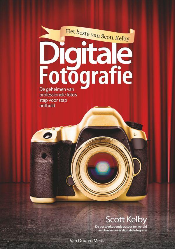coverfoto van boek Het beste van Scott Kelby over digitale fotografie