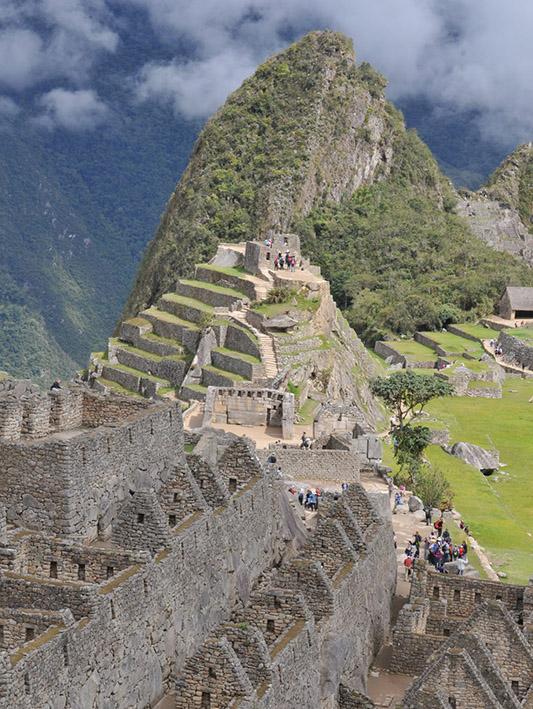 Fotograferen in Peru