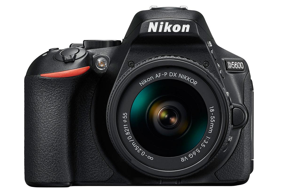 foto van Nikon D5600
