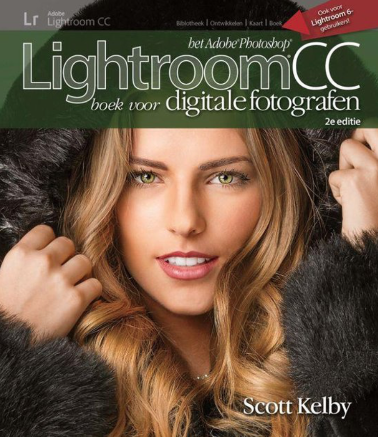 coverfoto Het Photoshop Lightroom 6 / CC boek voor digitale fotografen - Scott Kelby