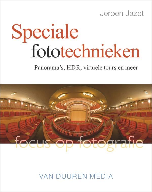 coverfoto Speciale fototechnieken- Jeroen Jazet