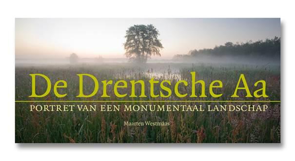 coverfoto De Drentsche Aa- Maarten Westmaas, isbn 9789491196843