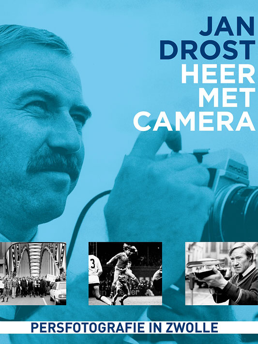 Jan Drost - Heer met camera