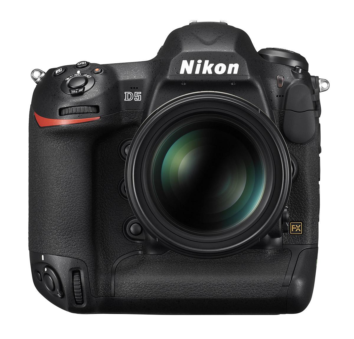 foto van Nikon D5