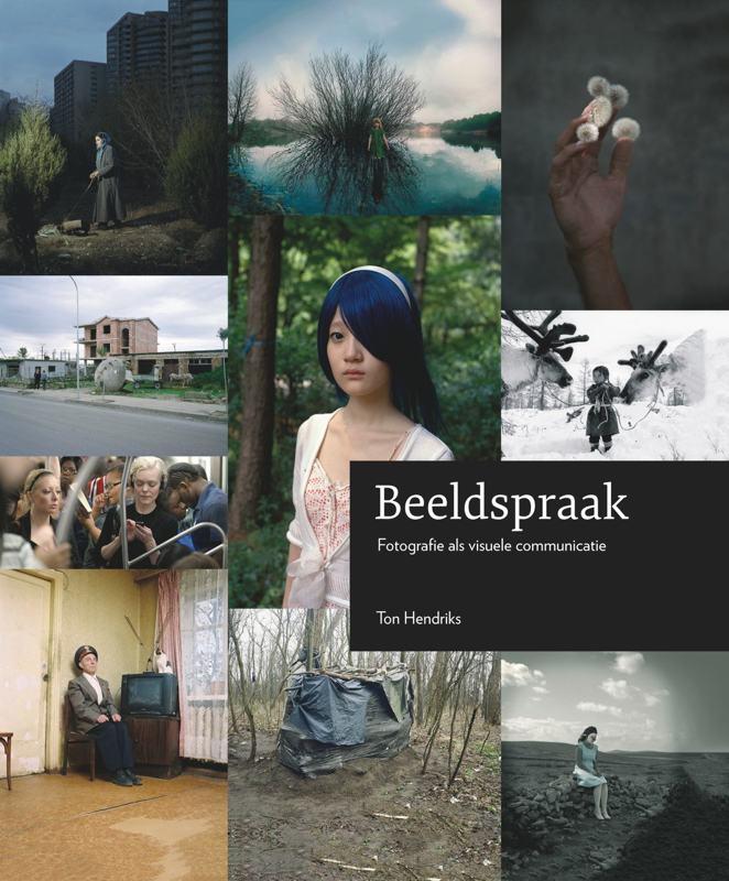 coverfoto Beeldspraak- Ton Hendriks, isbn 9789059406346