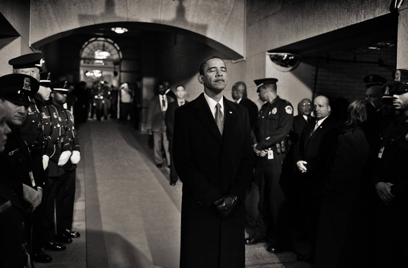 foto: Charles Ommanney, van Obama
