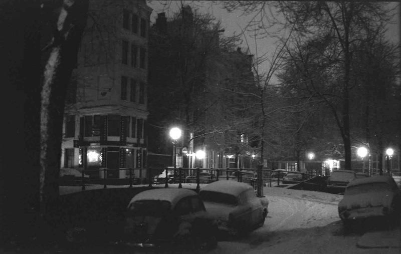 foto: © Bart van Leeuwen - Amsterdam 1967 Kromboomssloot