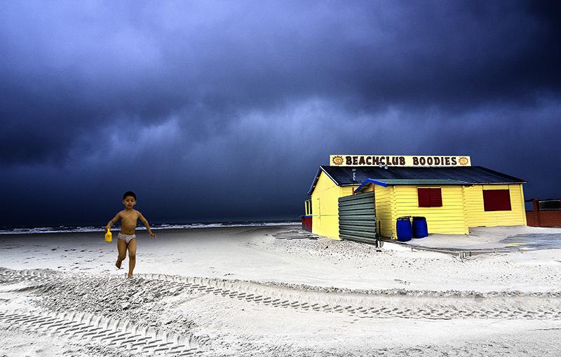 foto: Irene van der Meijs | Opname met scheve horizon