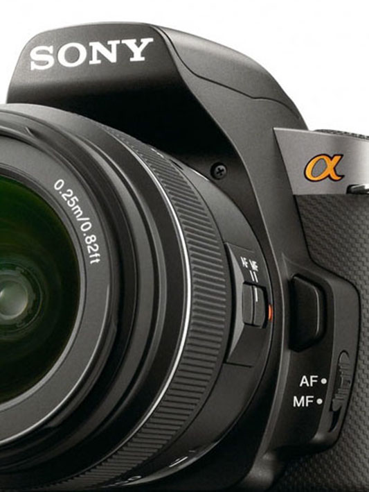 Sony Alpha 330 Review
