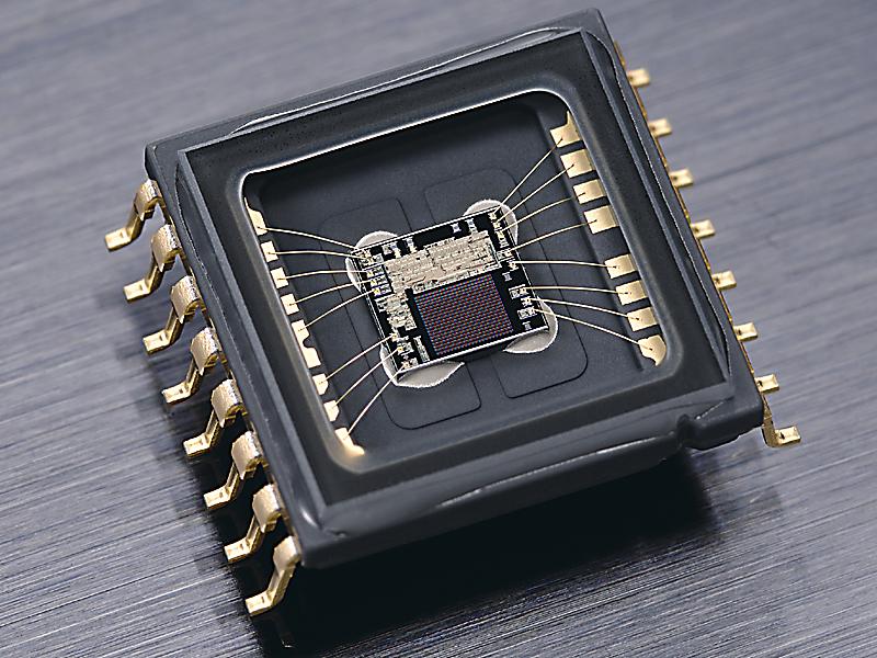 rgb-sensor met 1005 pixels