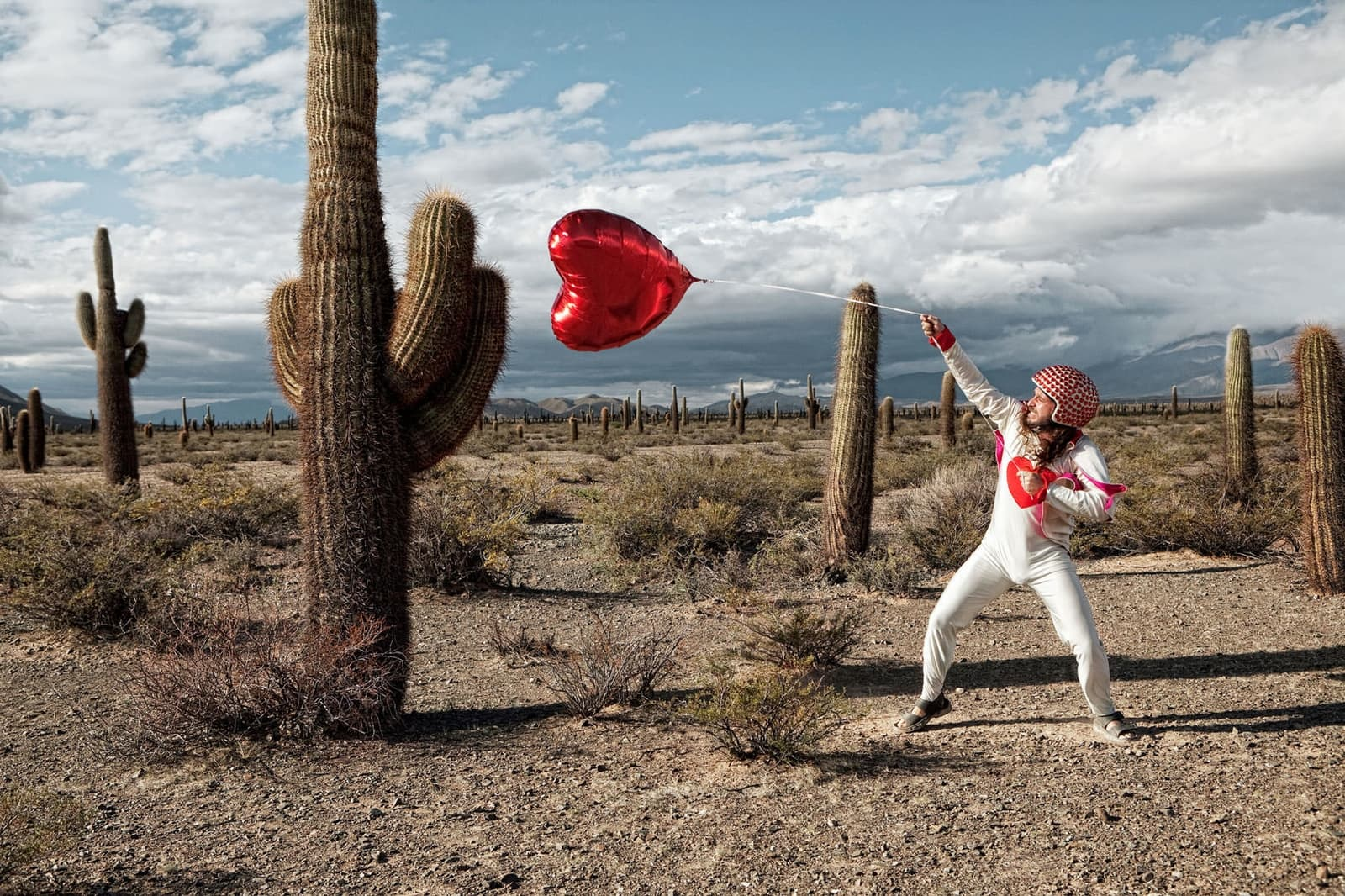 foto: Maurice Heesen - vrije serie Loveman, gemaakt in Argentinië