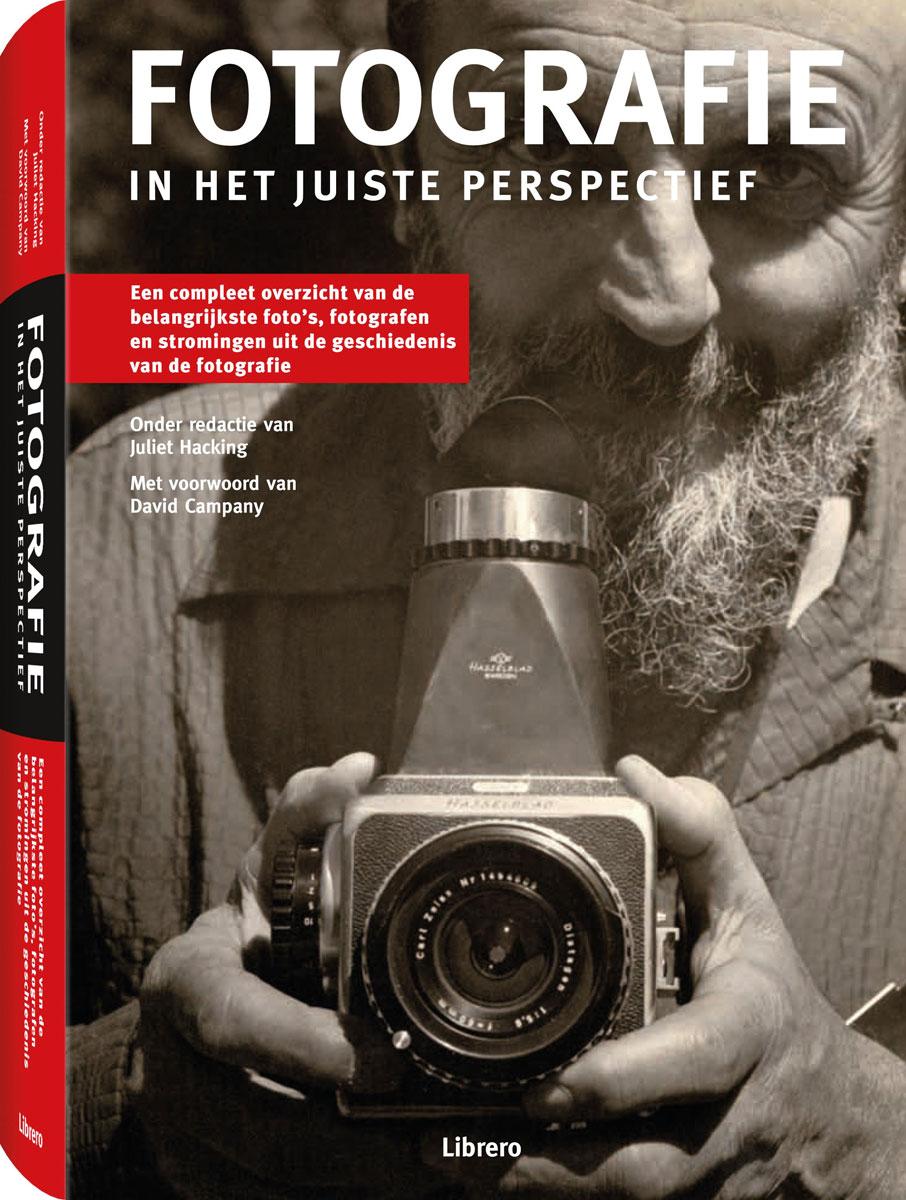 coverfoto van fotoboek Fotografie in het juiste perspectief
