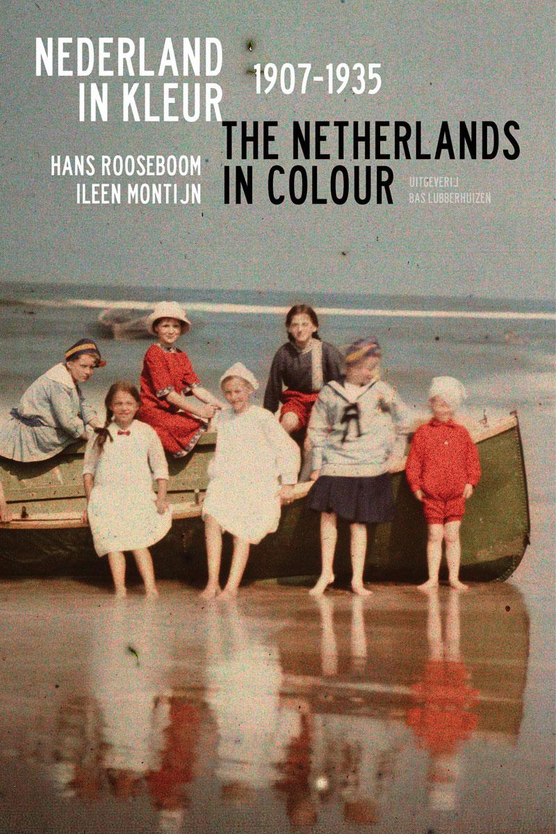 coverfoto boek Nederland in kleur