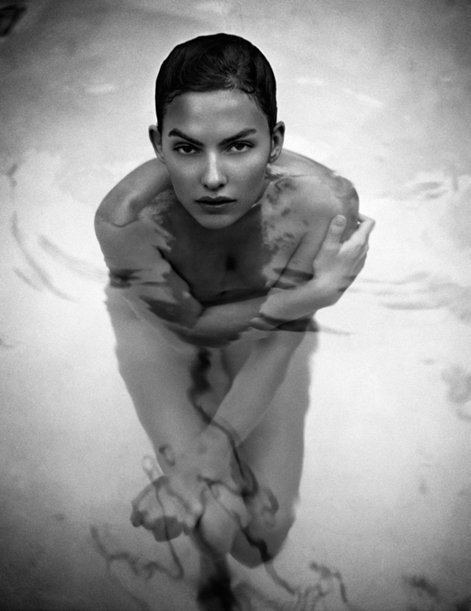 foto: © Vincent Peters - Alyssa Miller, photography Arizona 2007