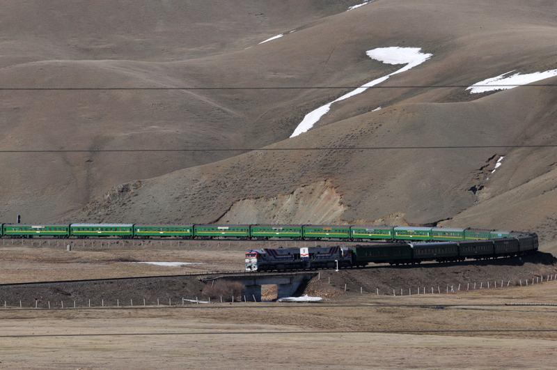 Trans Baikal Express door Tom van der Leij