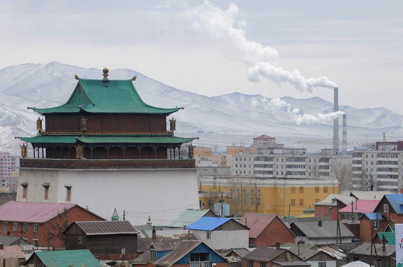 © Tom van der Leij | Mongolië, Ulan Batar stad