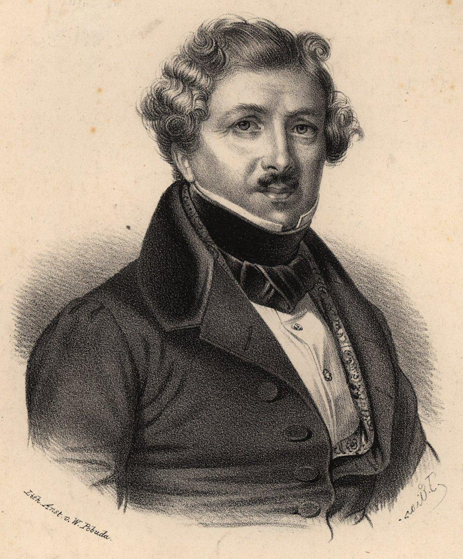 De Fransman Louis Jacques Mandé Daguerre