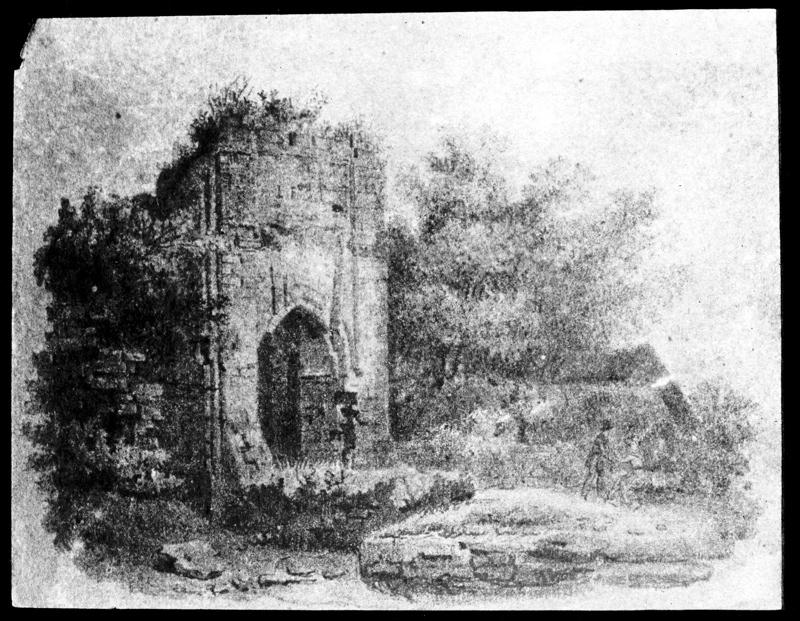 Oudste foto positief zwart wit. Stedelijk Museum Zutphen verwerft oudste Nederlandse foto (1839)