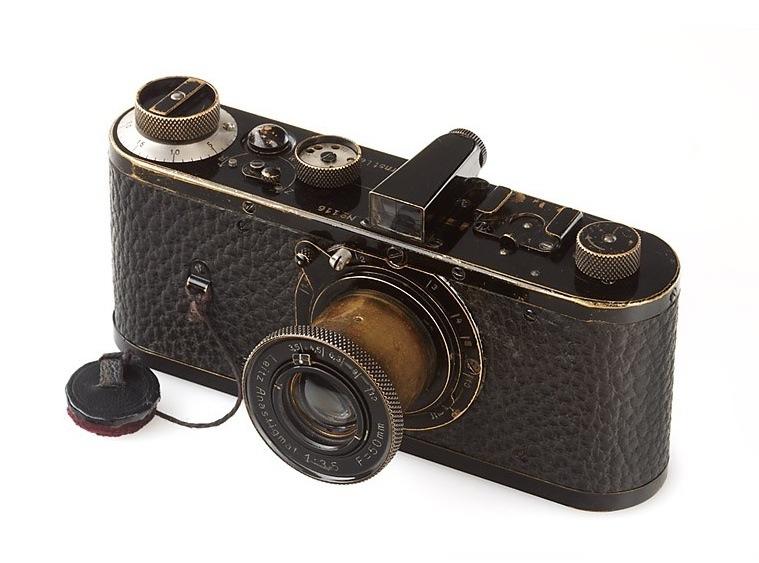 LOT 3 Leica 0-Serie, duurste camera ooit verkocht op WestLicht