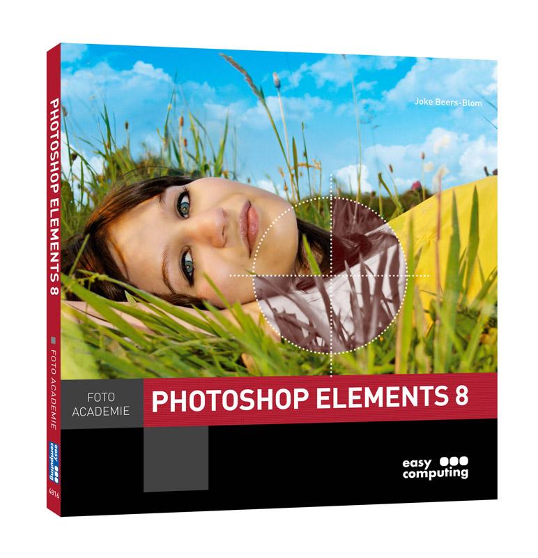 Foto Academie Photoshop Elements 8- Joke Beers-Blom, isbn 9789045648163